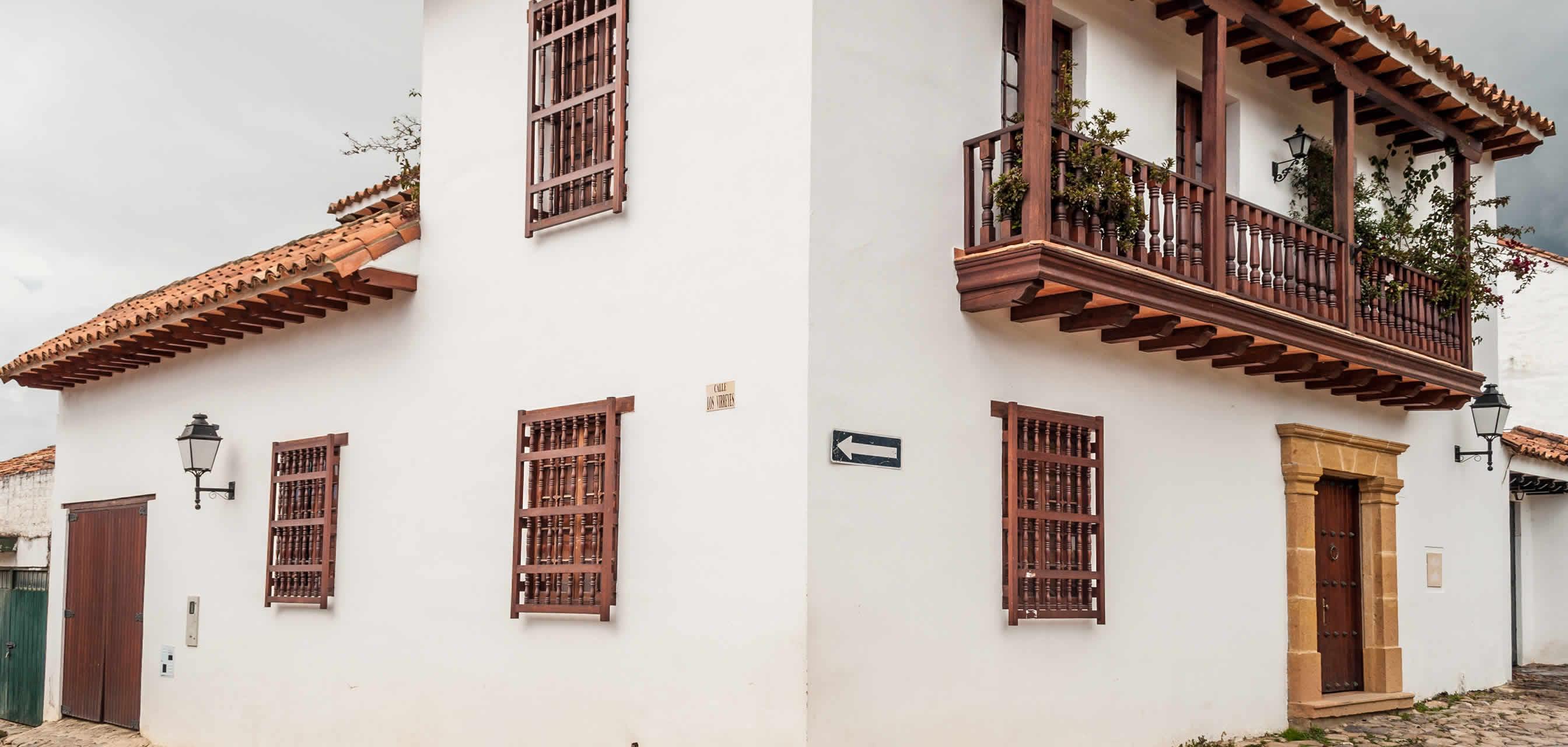Arquitectura Colonial de Villa de Leyva