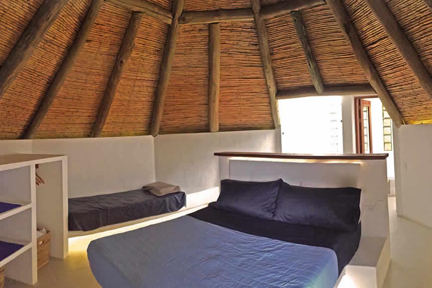 Área Completa cabaña Maloka