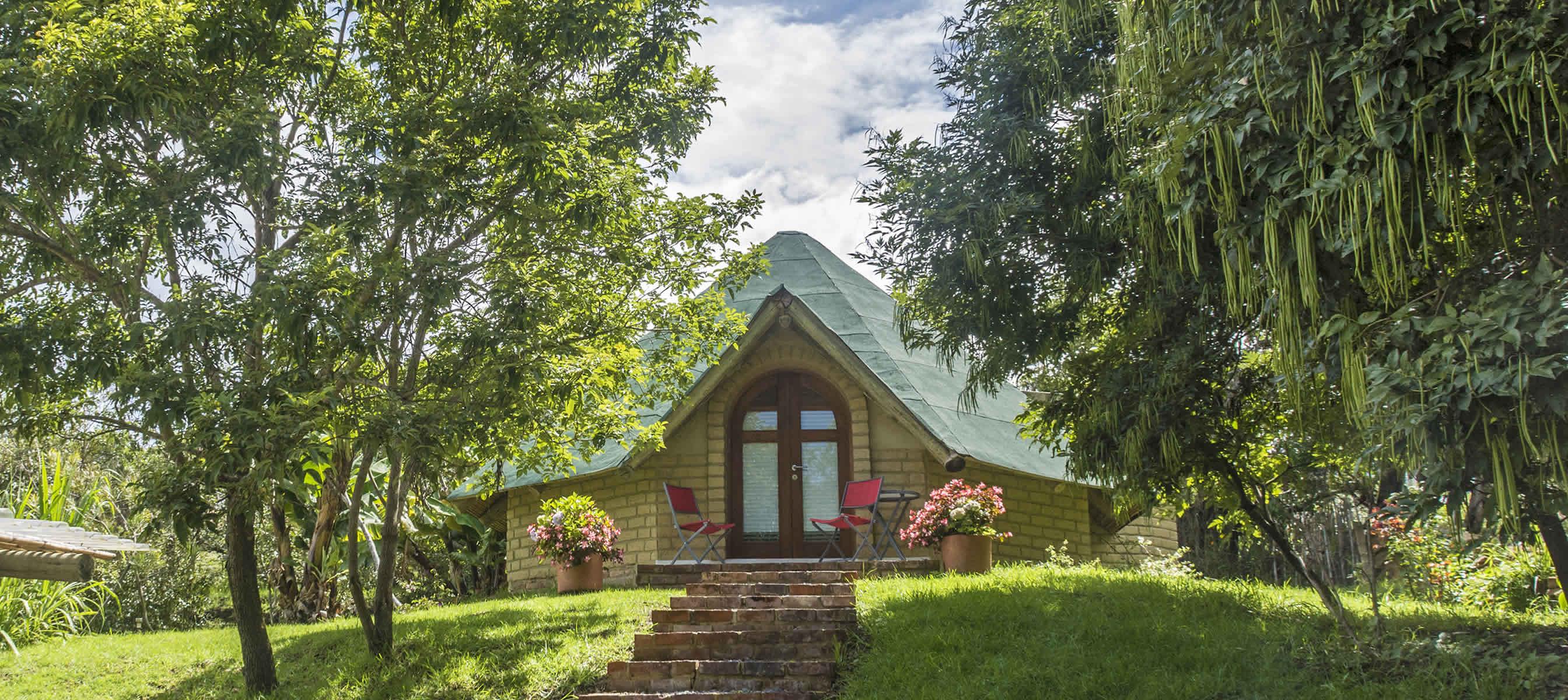 Maloka Fuego casa para para alquiler en Villa de Leyva