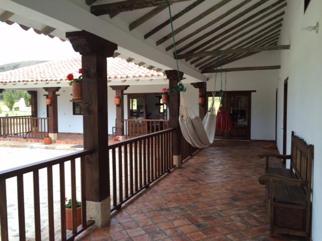 San Agustín casa para para alquiler en Villa de Leyva