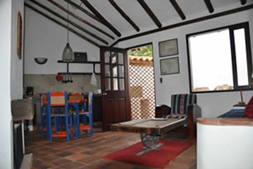 Cocina Casa de las Aguas 1 en Villa de Leyva