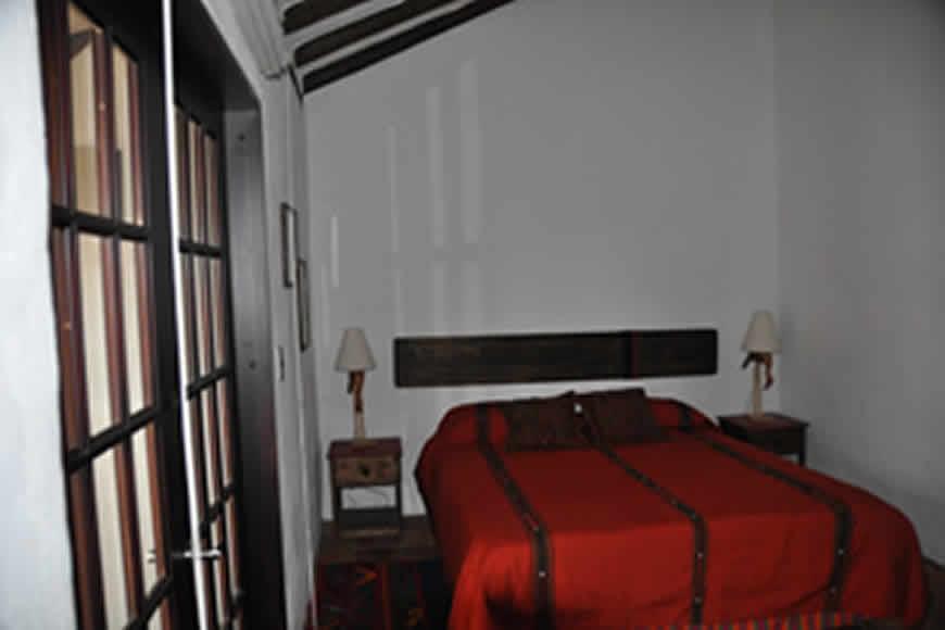 Habitación principal Casa de las Aguas 1 en Villa de Leyva
