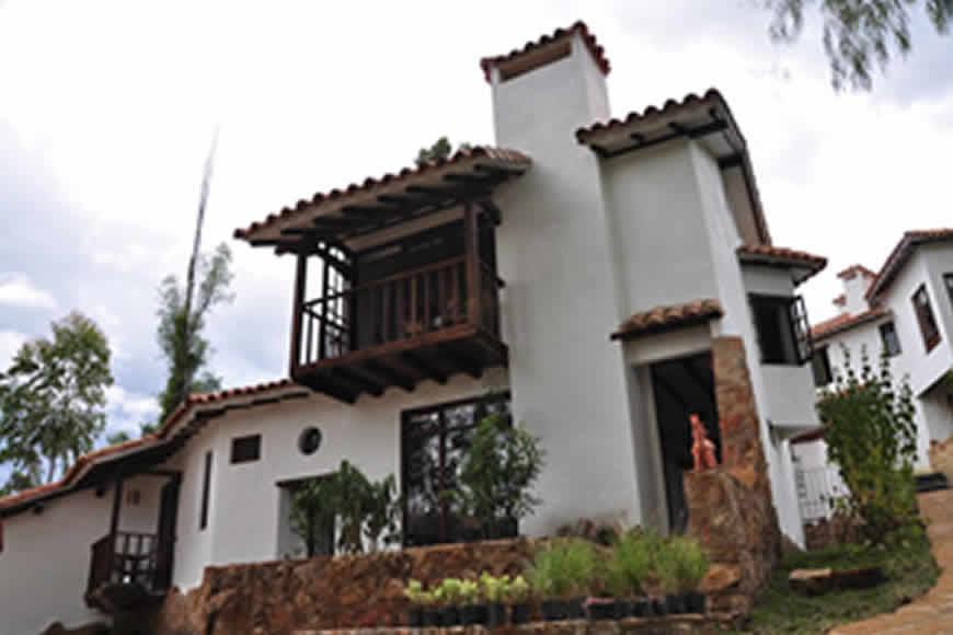 Casa de las aguas 2 en Villa de Leyva