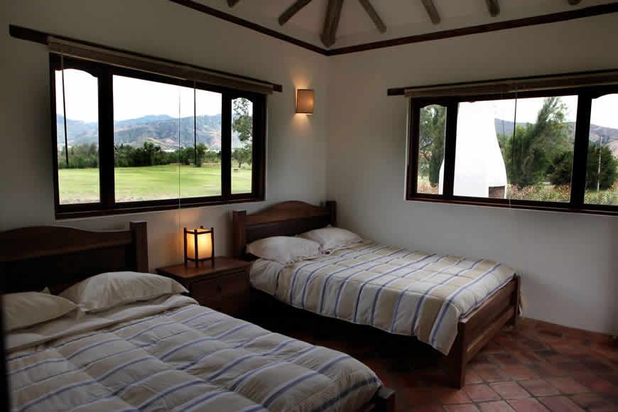 Habitación 3 Casa San Agustín en Villa de Leyva