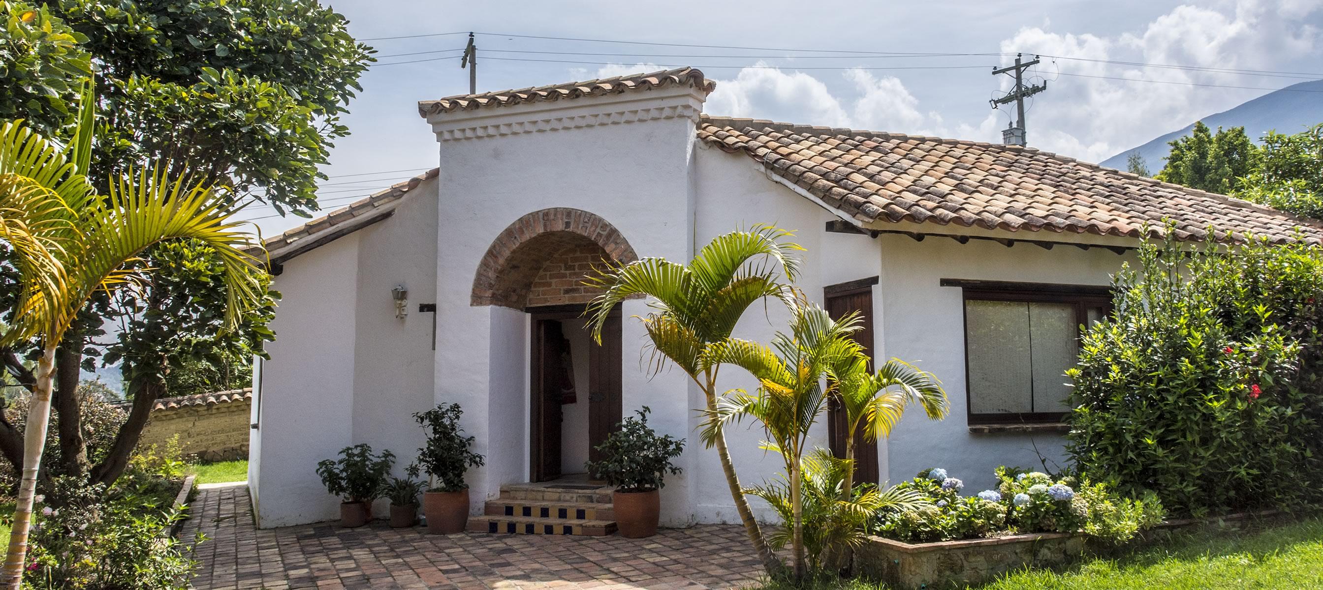 La Magdalena casa para para alquiler en Villa de Leyva