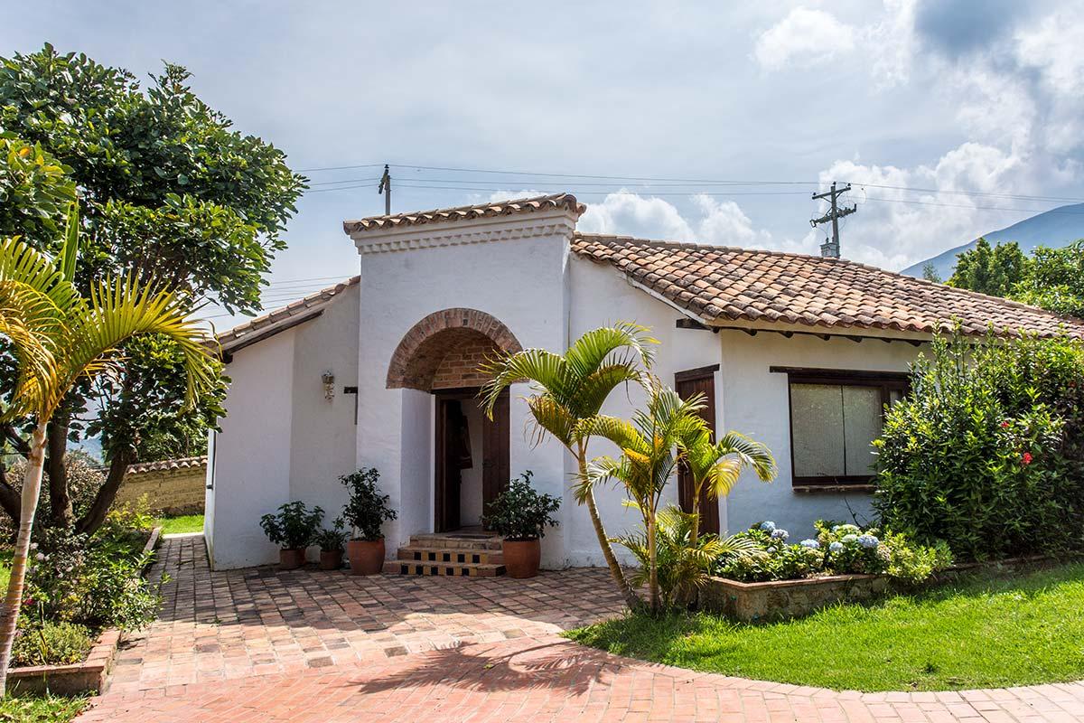 Alquilar Casa Flores en Villa de Leyva - Fachada