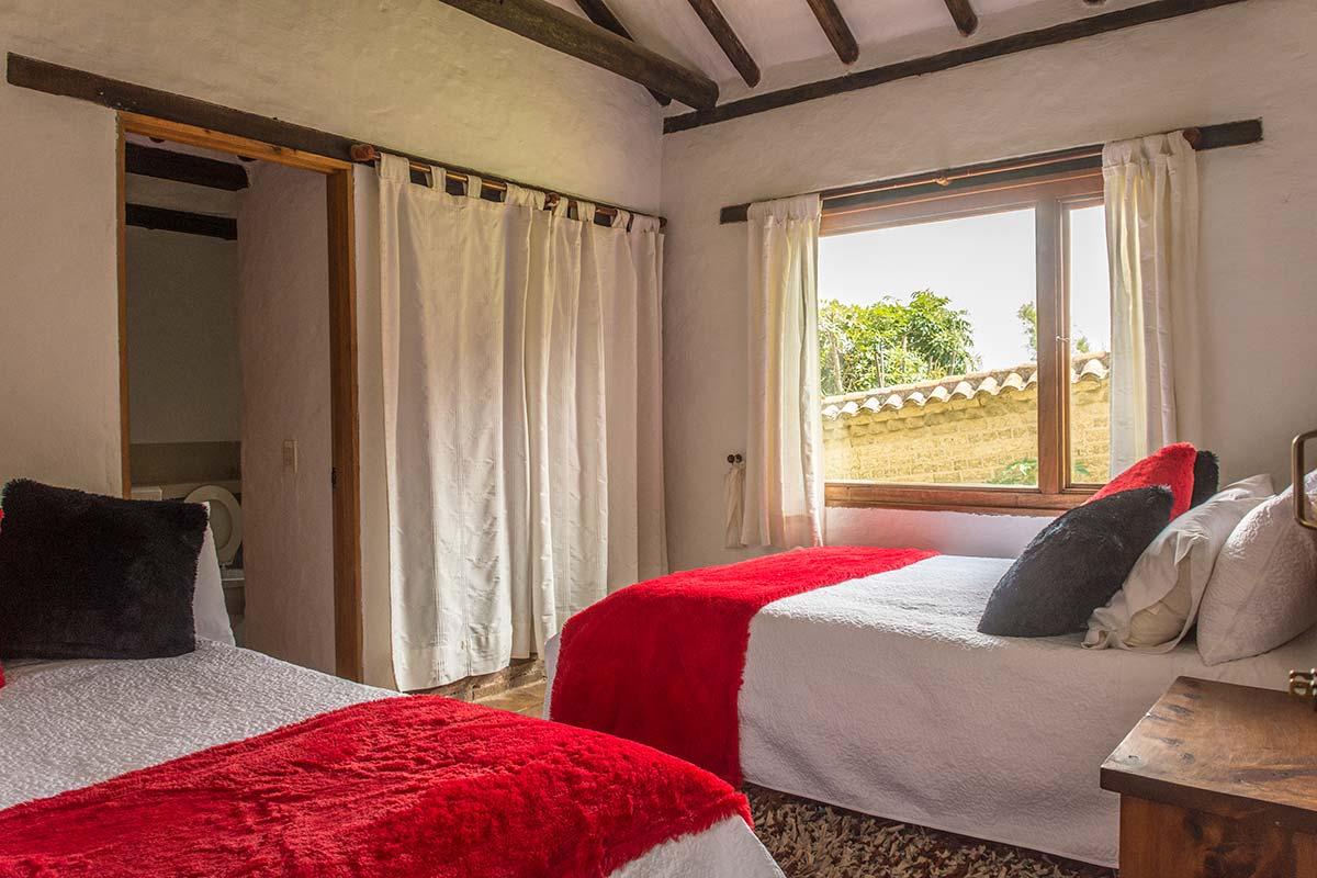 Alquilar Casa Flores en Villa de Leyva - Habitación 2