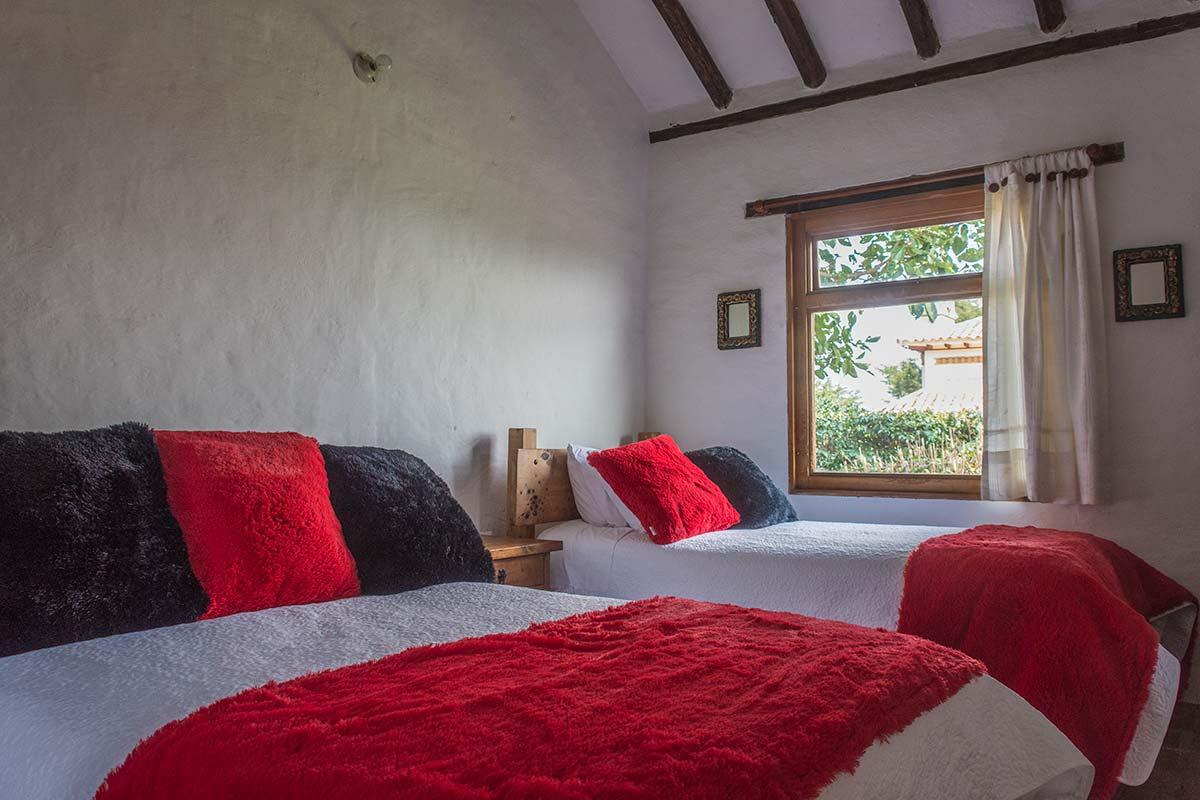 Alquilar Casa Flores en Villa de Leyva - Habitación 3