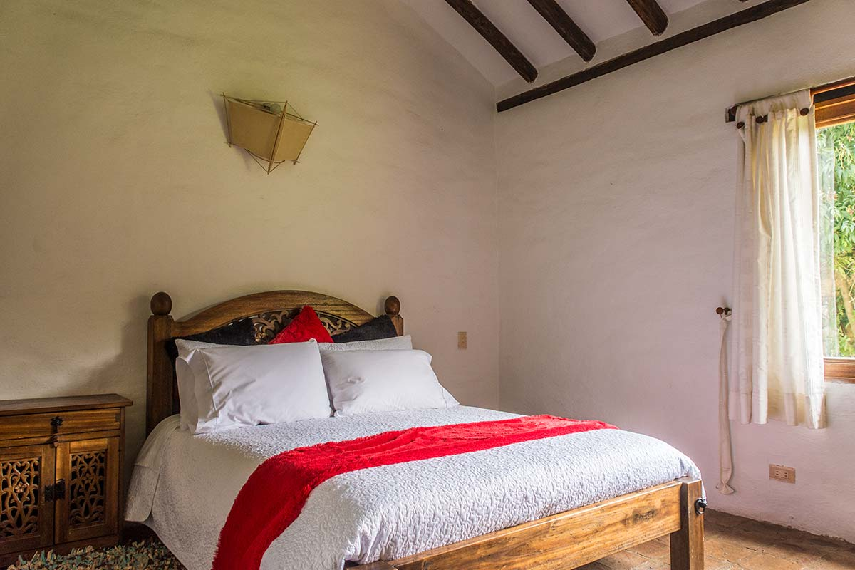 Alquilar Casa Flores en Villa de Leyva - Habitación principal