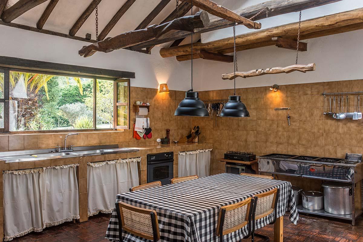 Alquilar finca La Toscana en Villa de Leyva - Cocina