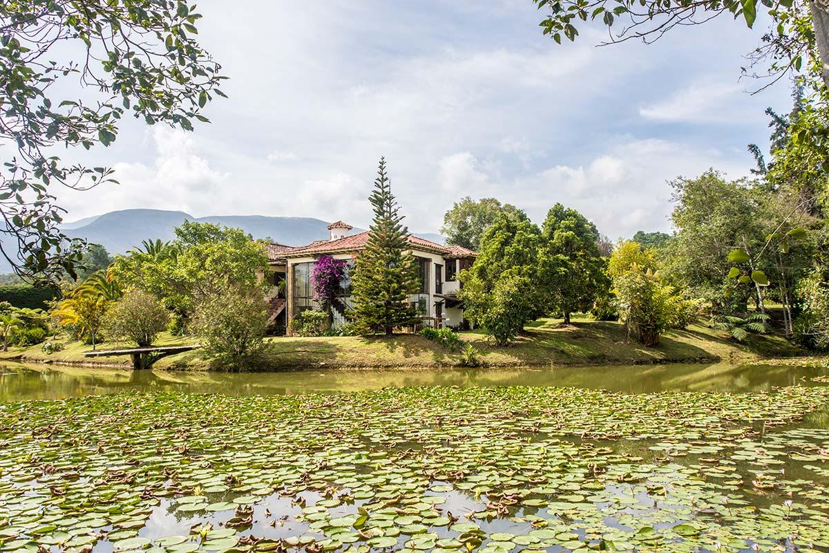 Alquilar finca La Toscana en Villa de Leyva - Lago