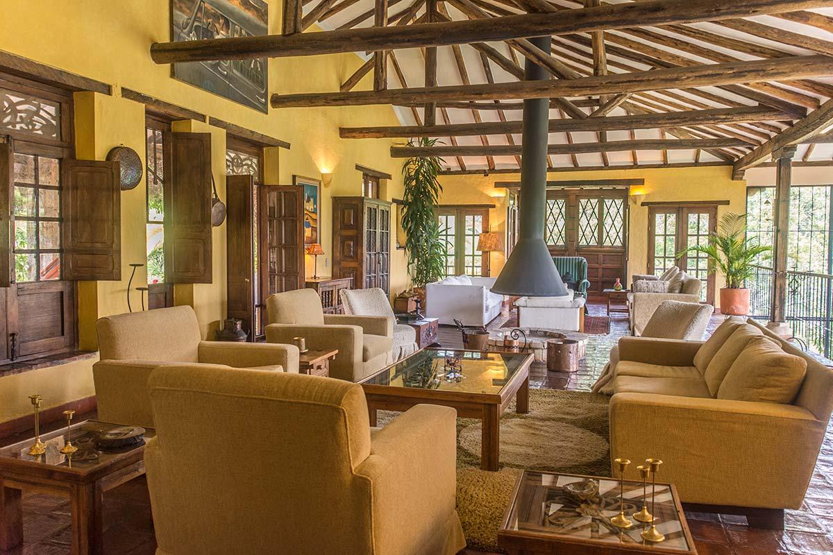 Alquilar finca La Toscana en Villa de Leyva - Sala