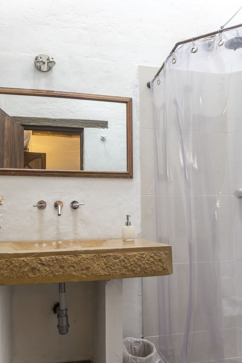 Alquilar finca La Toscana en Villa de Leyva - Baño Habitación 3