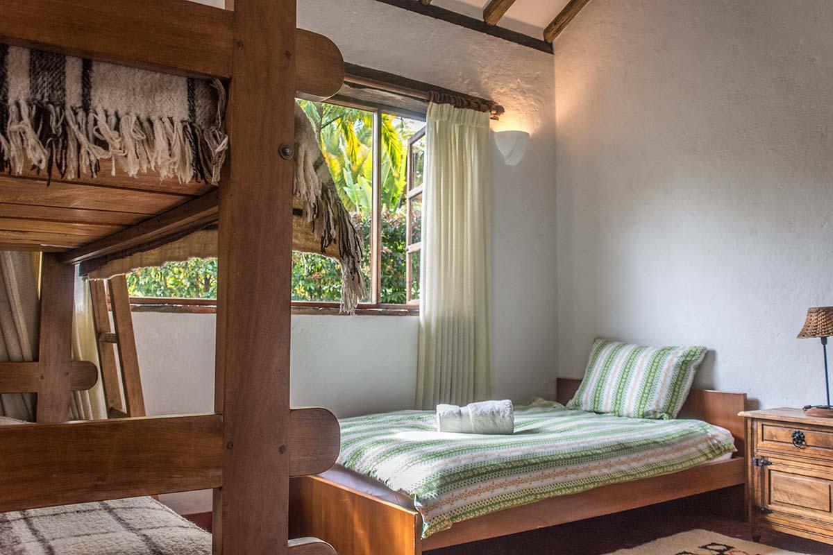 Alquilar finca La Toscana en Villa de Leyva - Habitación 1