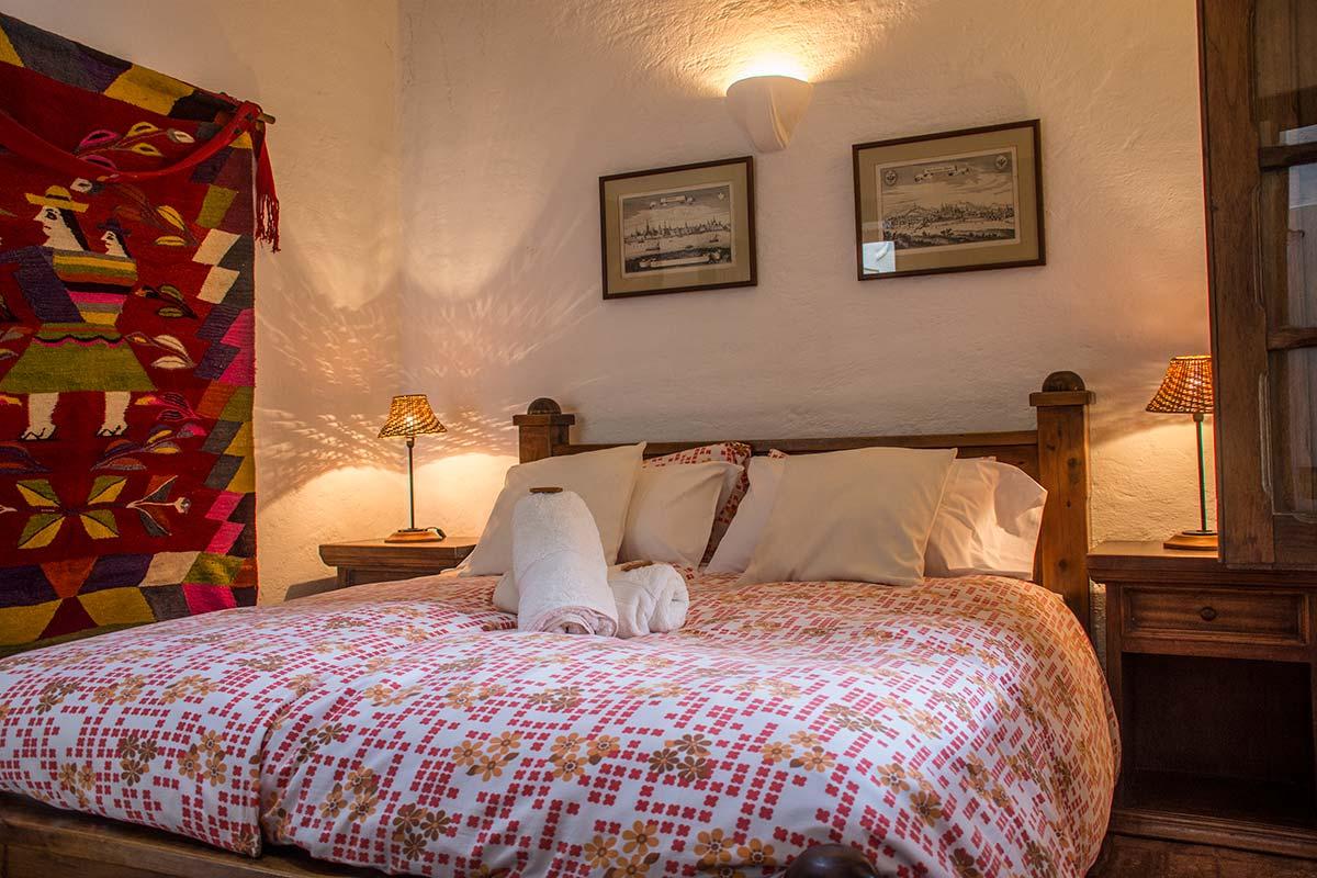 Alquilar finca La Toscana en Villa de Leyva - Habitación 3