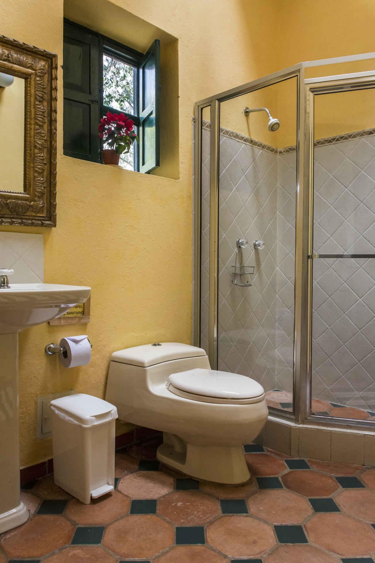 Casa Acanday para alquilar en Villa de Leyva - Baño 1 Piso 1