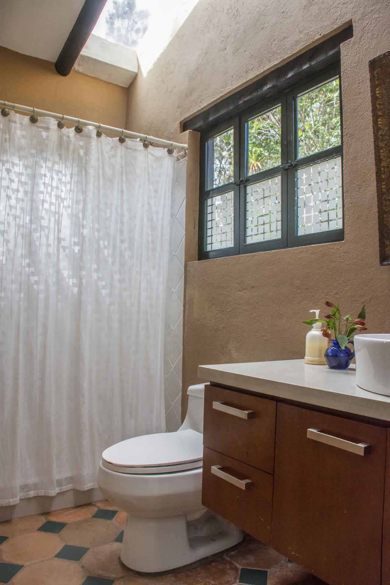 Casa Acanday para alquilar en Villa de Leyva - Baño 2 Piso 2