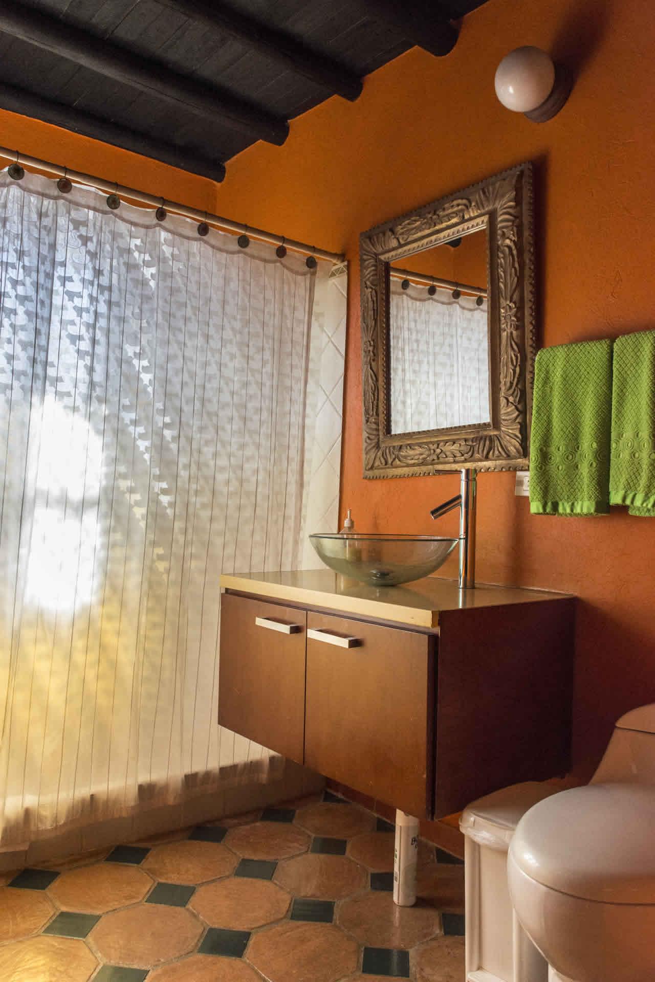 Casa Acanday para alquilar en Villa de Leyva - Baño 3 Piso 2