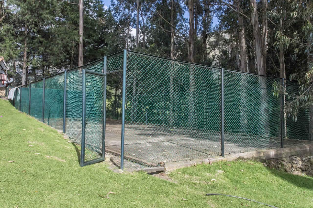 Casa Acanday para alquilar en Villa de Leyva - Cancha de Tenis