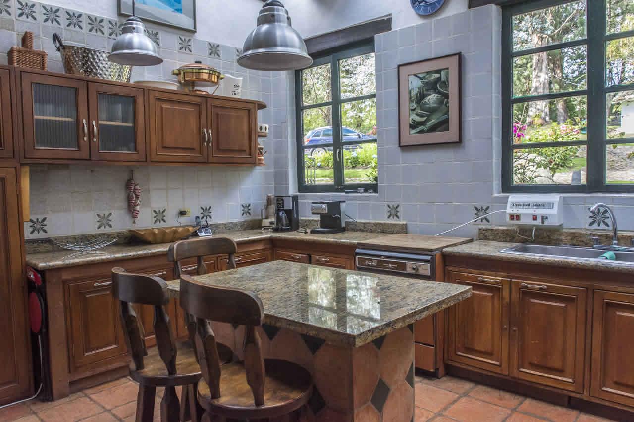 Casa Acanday para alquilar en Villa de Leyva - Cocina