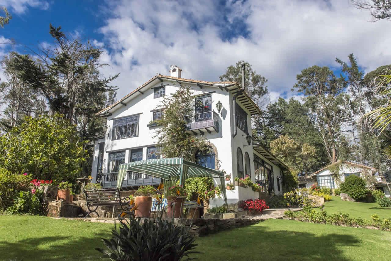 Casa Acanday para alquilar en Villa de Leyva - Fachada