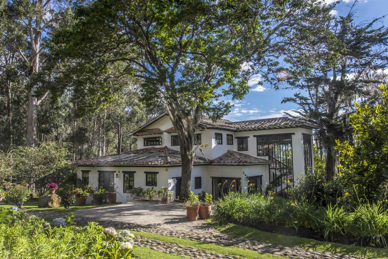 Casa Acanday para alquilar en Villa de Leyva - Fachada 2