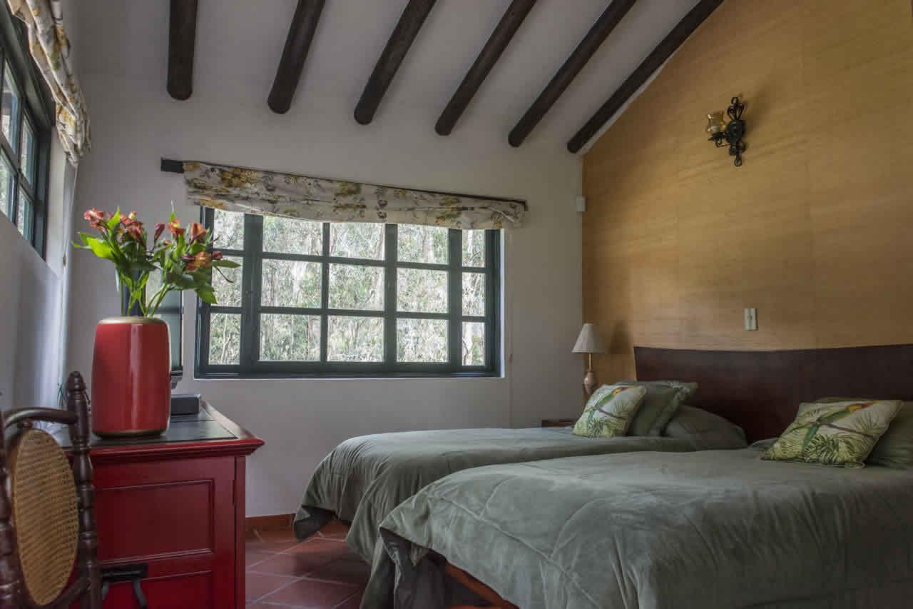 Casa Acanday para alquilar en Villa de Leyva - Habitación 1 piso 2