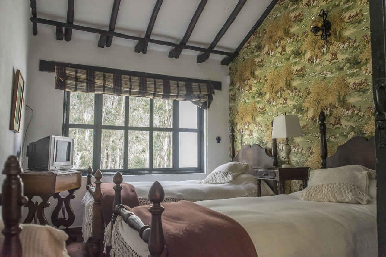 Casa Acanday para alquilar en Villa de Leyva - Habitación 2 piso 2