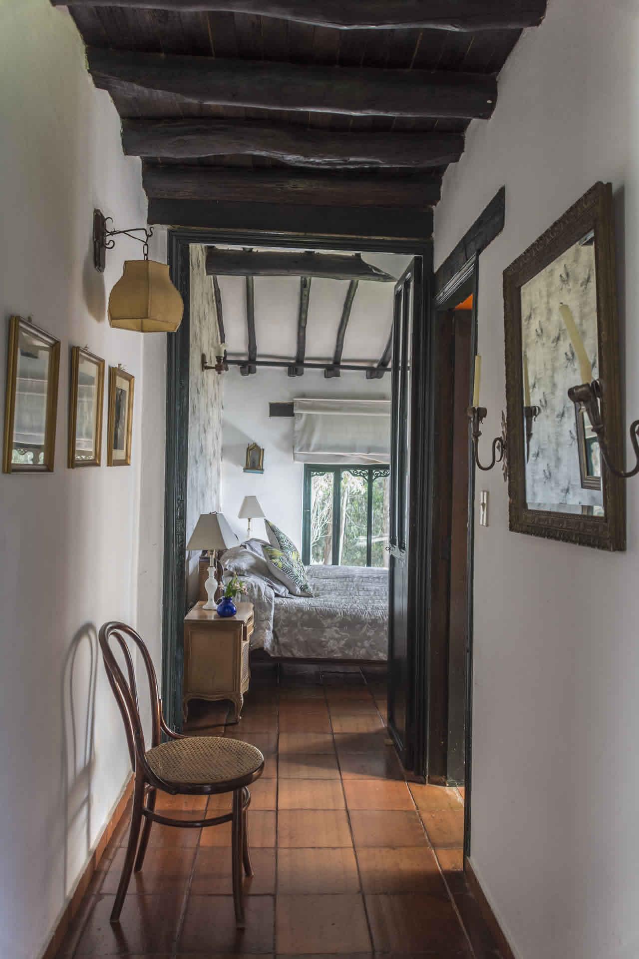 Casa Acanday para alquilar en Villa de Leyva - Pasillo piso 2