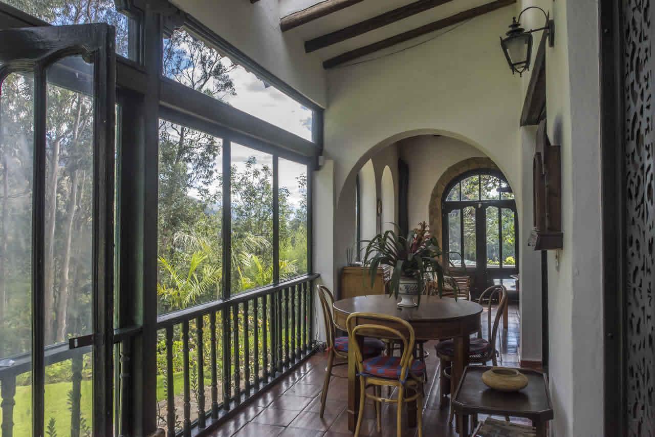 Casa Acanday para alquilar en Villa de Leyva - Sala 3
