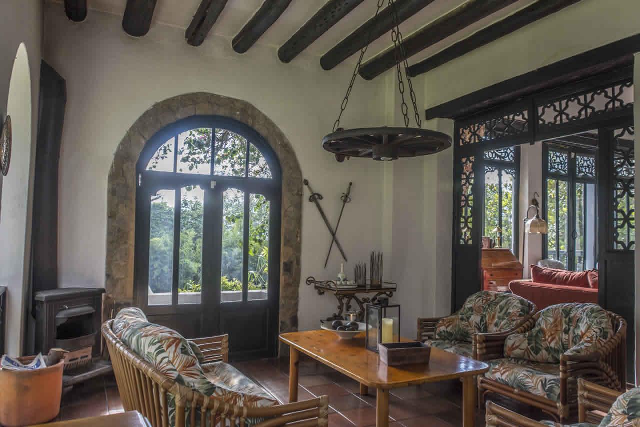 Casa Acanday para alquilar en Villa de Leyva - Sala 2