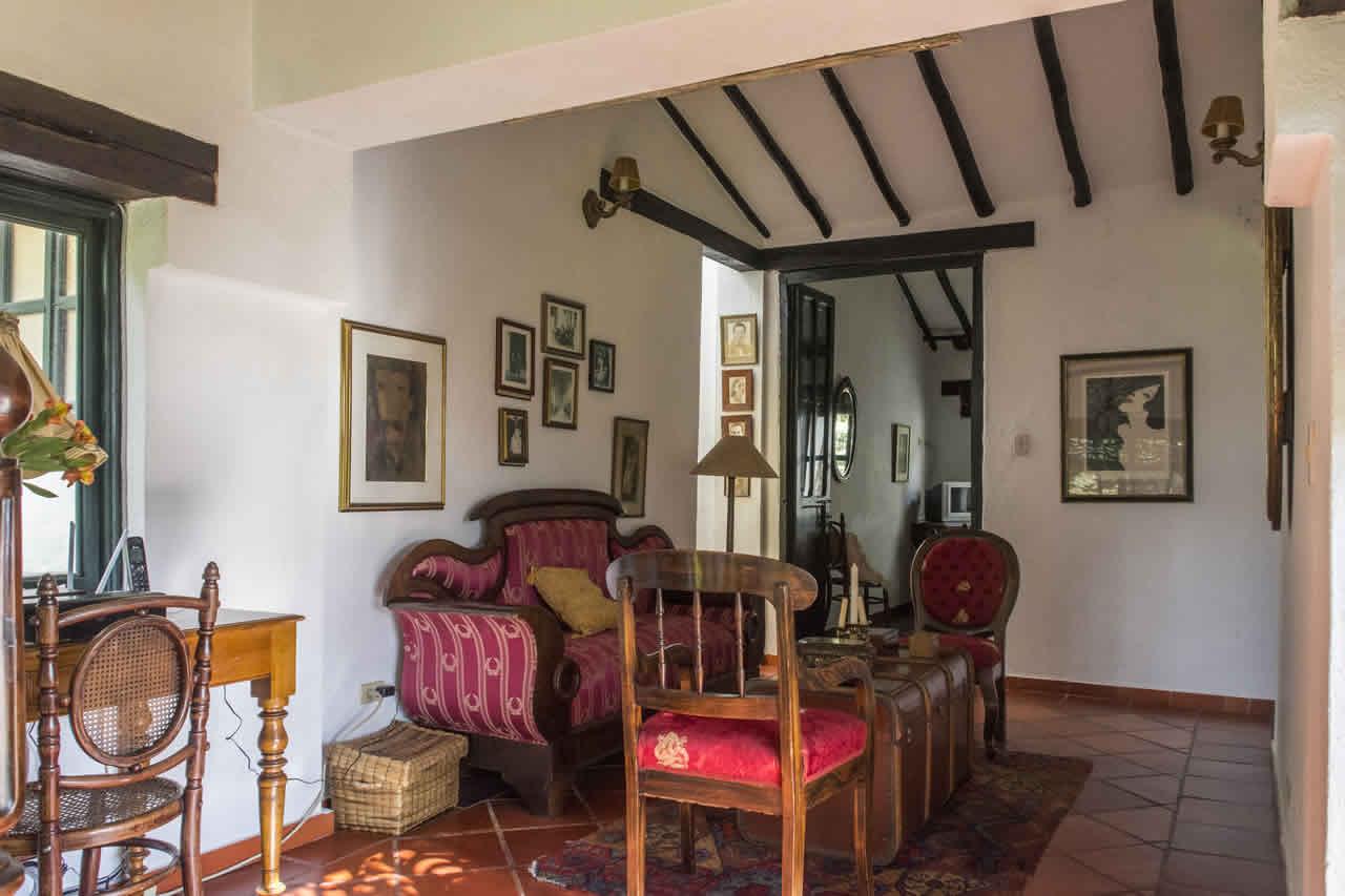 Casa Acanday para alquilar en Villa de Leyva - Sala piso 2