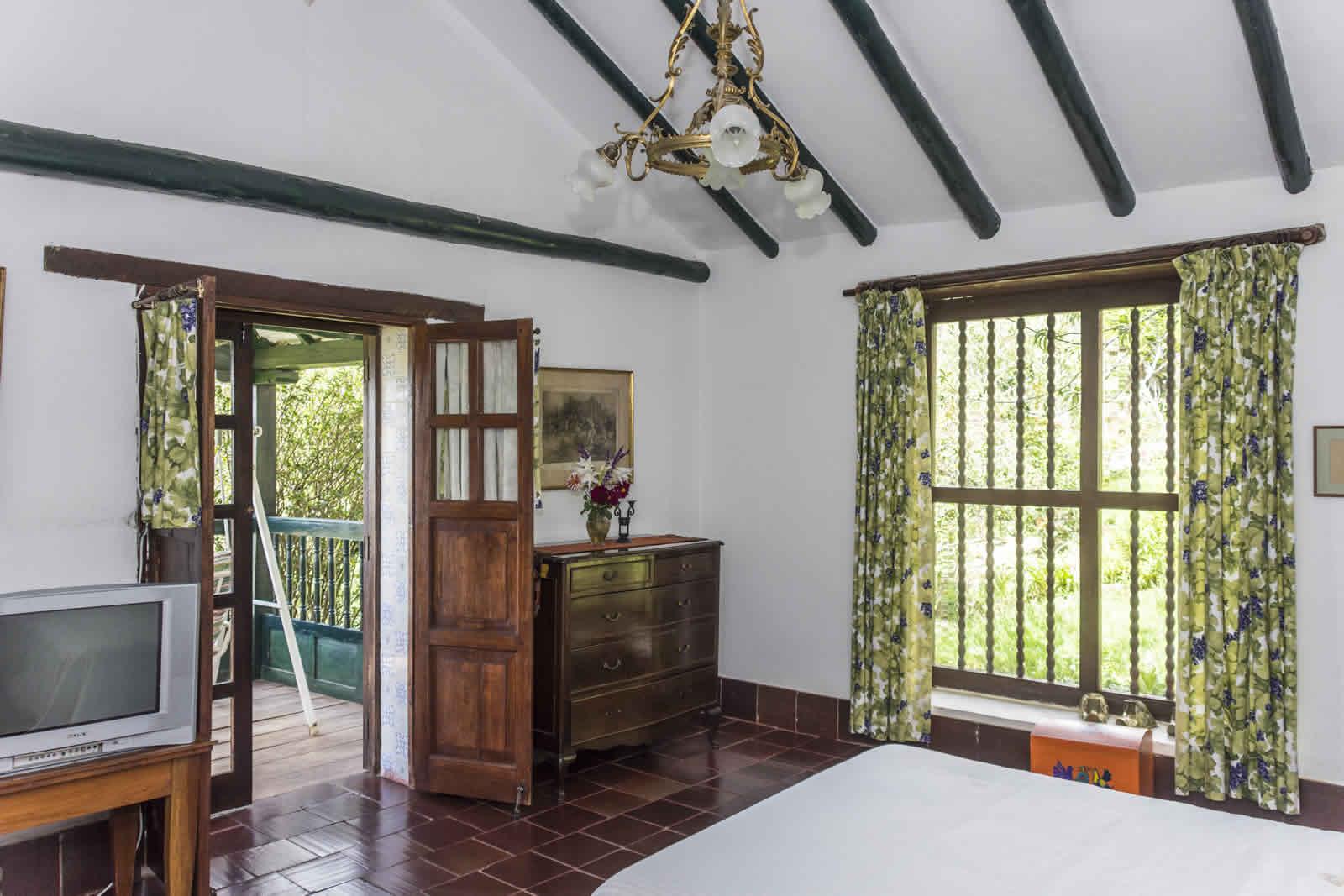 Alquiler casa Pozo Azul en Villa de Leyva - Habitación principal