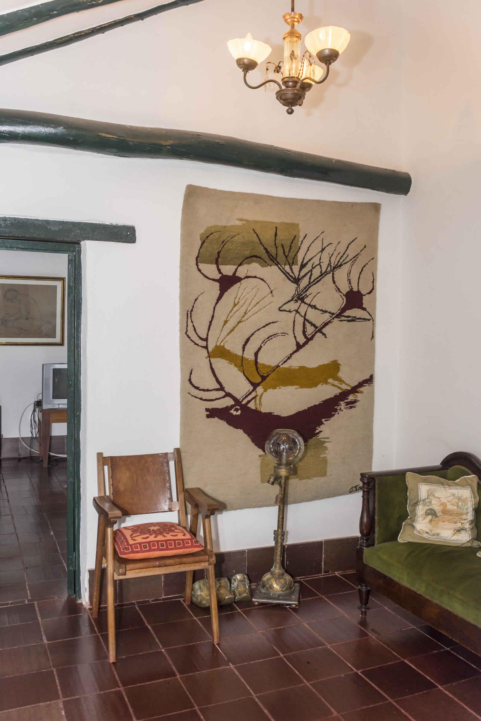 Alquiler casa Pozo Azul en Villa de Leyva - Salita