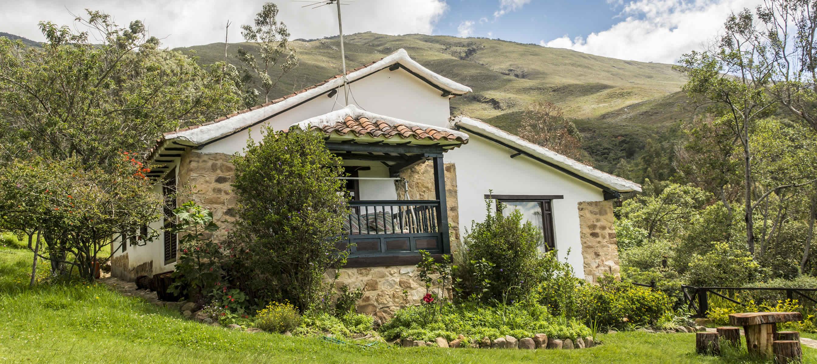 Pozo Azul casa para para alquiler en Villa de Leyva