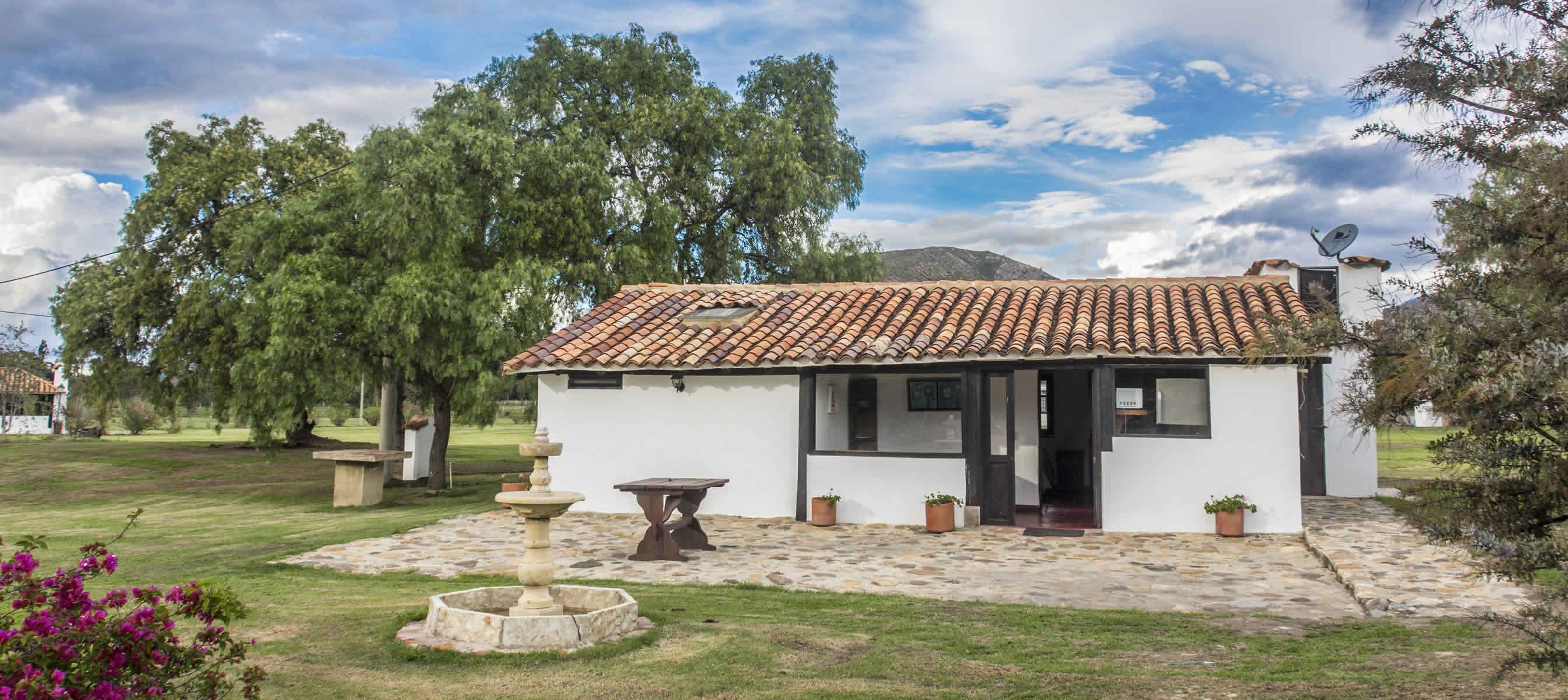 Veracruz – Casa de Verano casa para para alquiler en Villa de Leyva