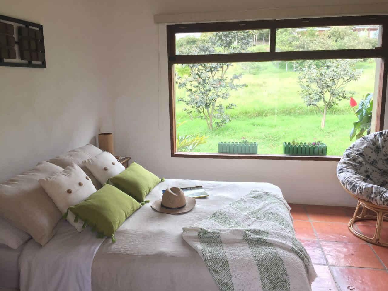 Alquiler Casa del Viento en Villa de de Leyva - Habitación