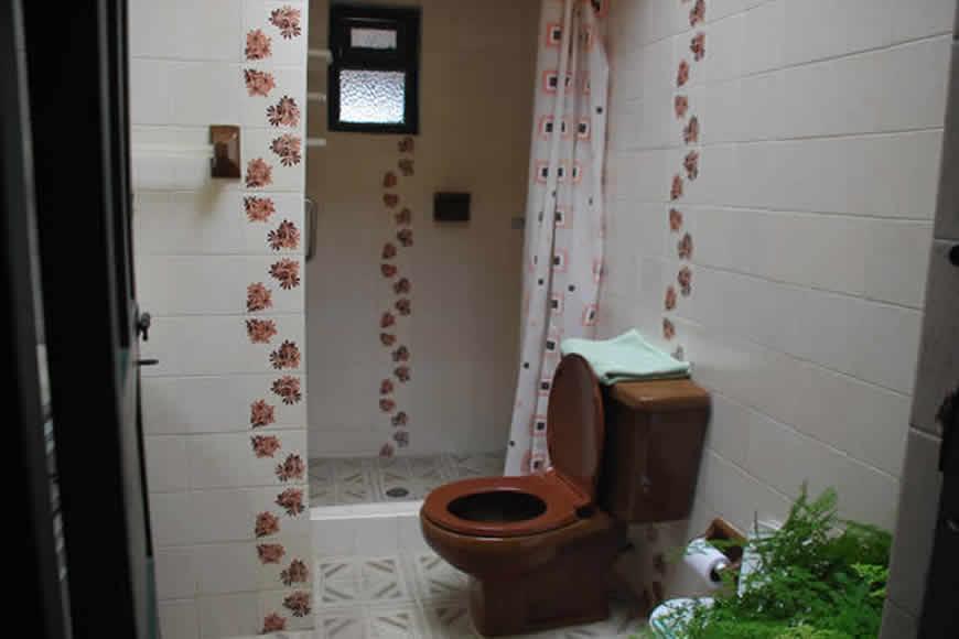 Baño casa villa diego en Villa de Leyva