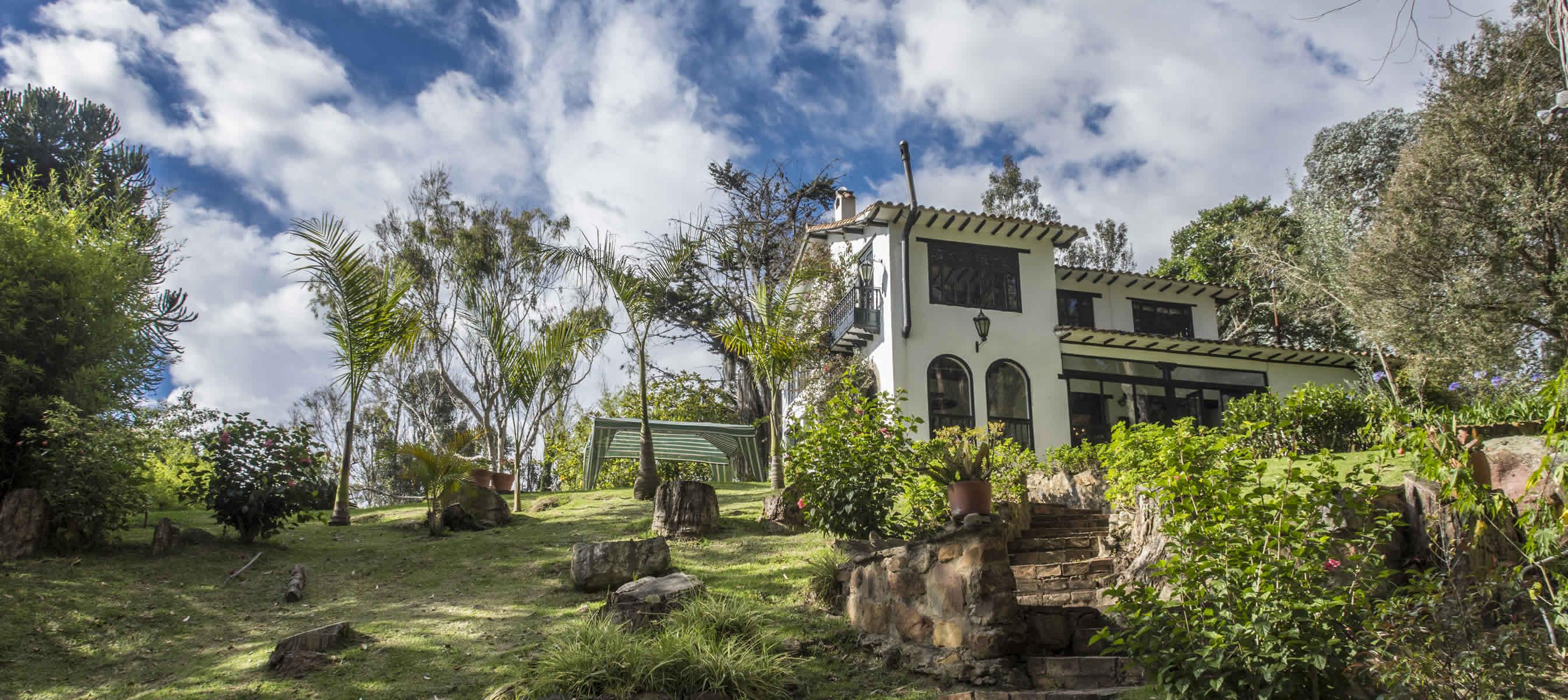 Acanday casa para para alquiler en Villa de Leyva
