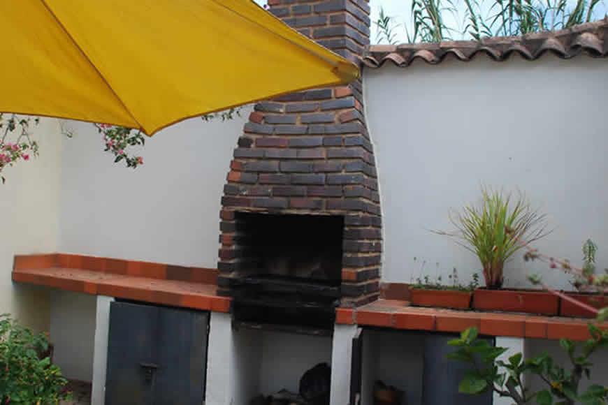 BBQ casa villa diego en Villa de Leyva
