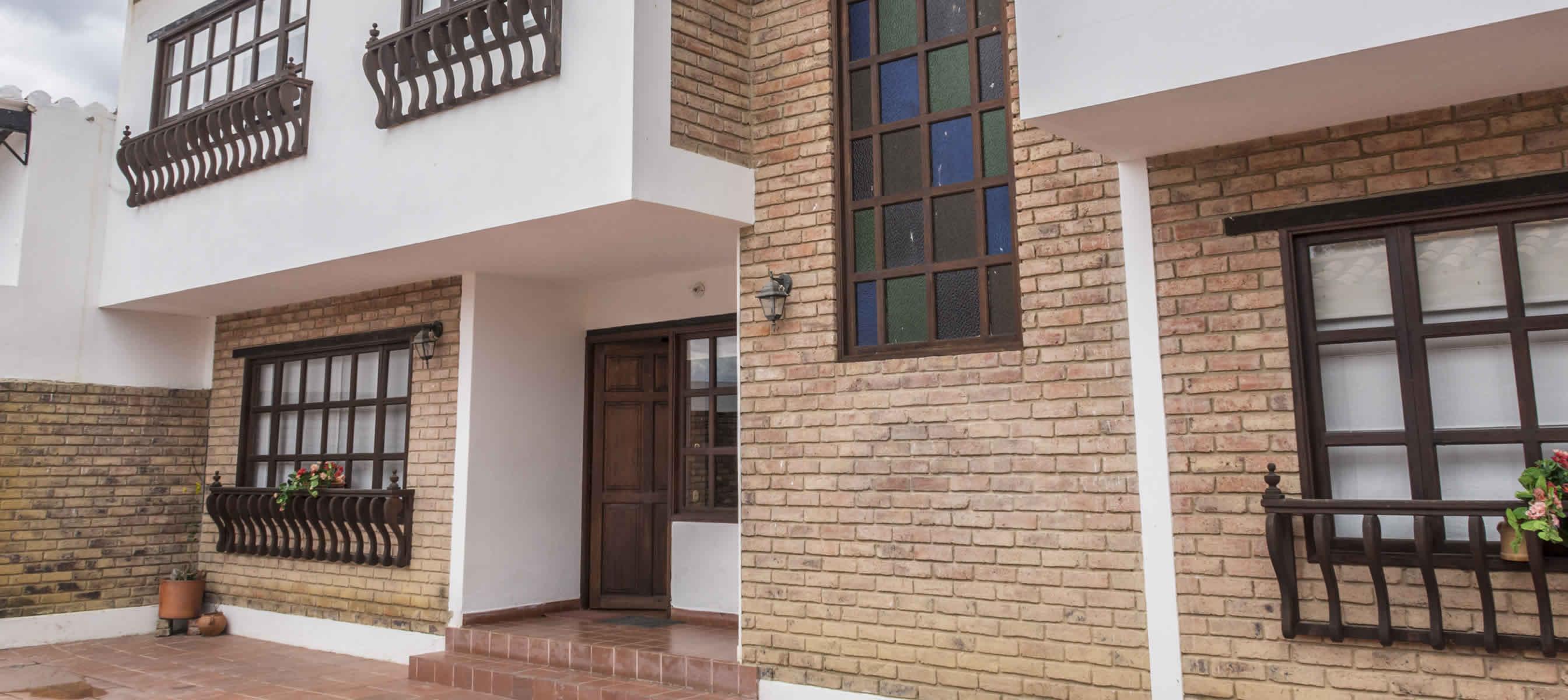 Casa Rosa casa para para alquiler en Villa de Leyva