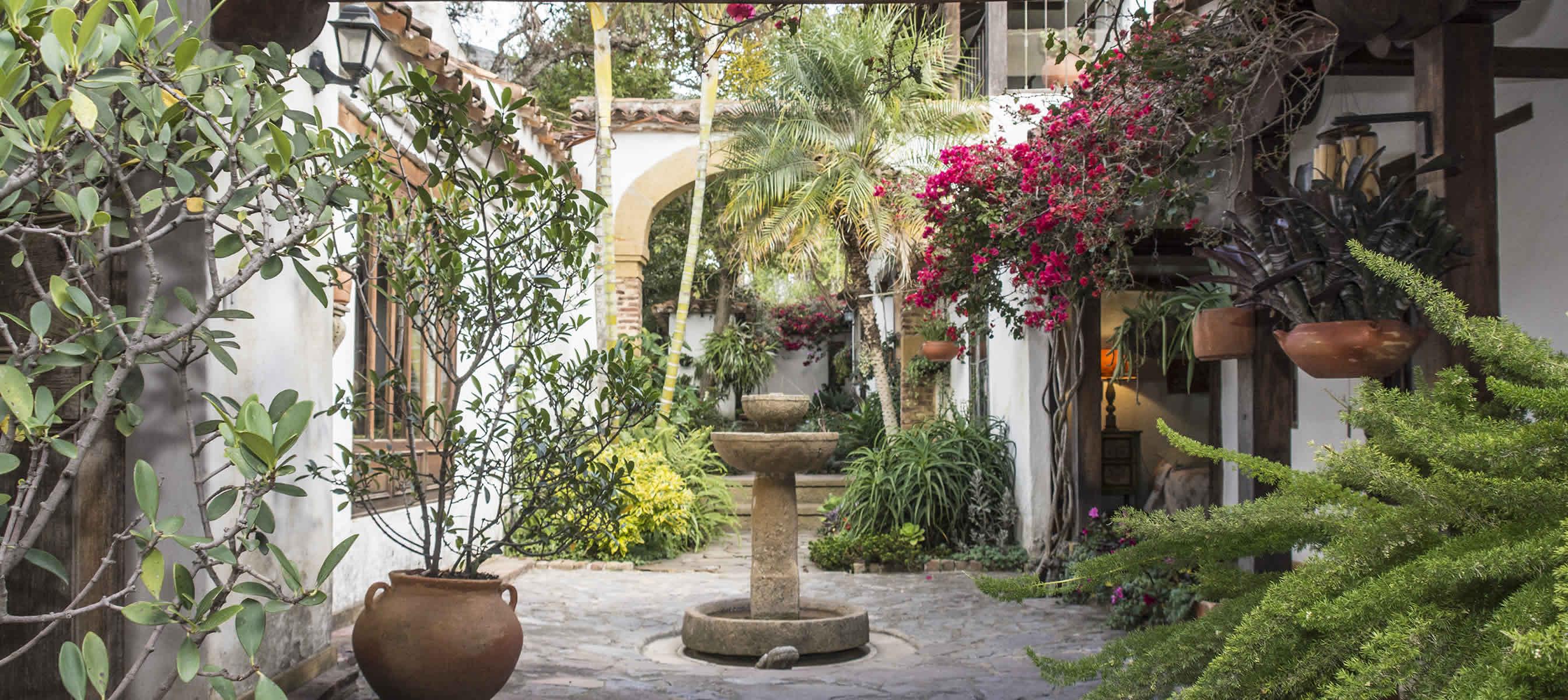 Casa Oasis casa para para alquiler en Villa de Leyva