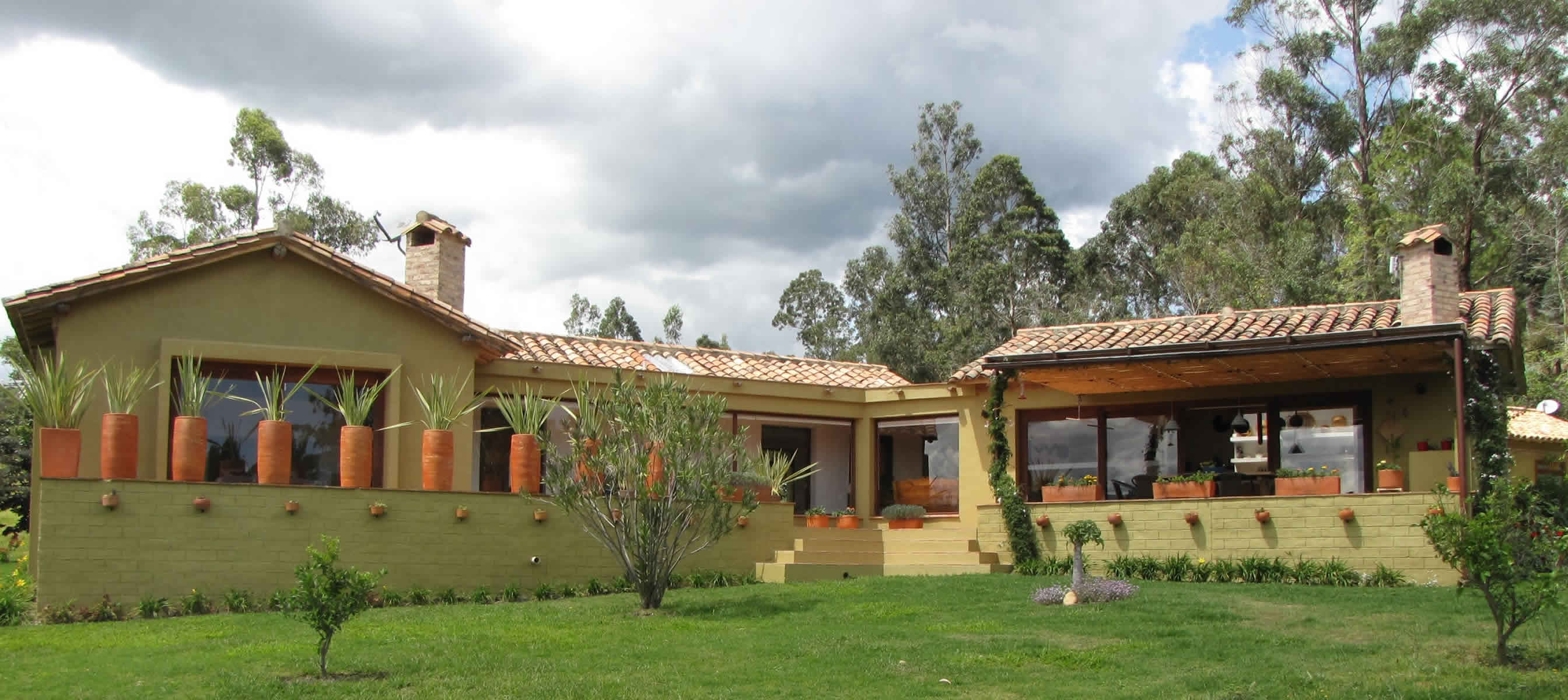 Casa del Viento casa para para alquiler en Villa de Leyva