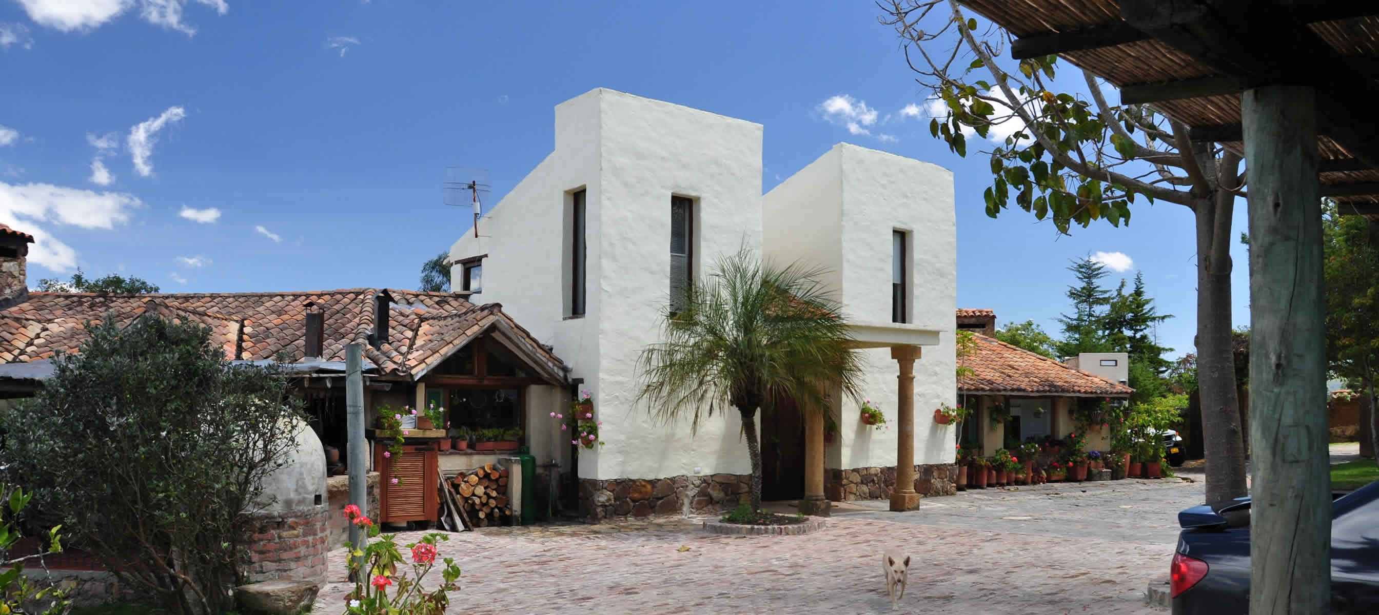 Finca Montecatini casa para para alquiler en Villa de Leyva