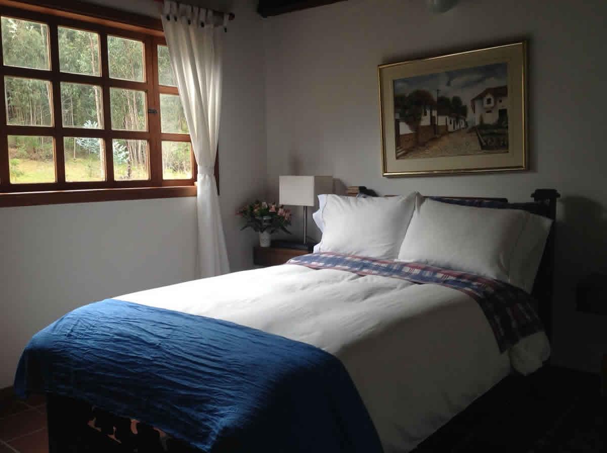 Casa Colina de piedra en Villa de Leyva habitación 3