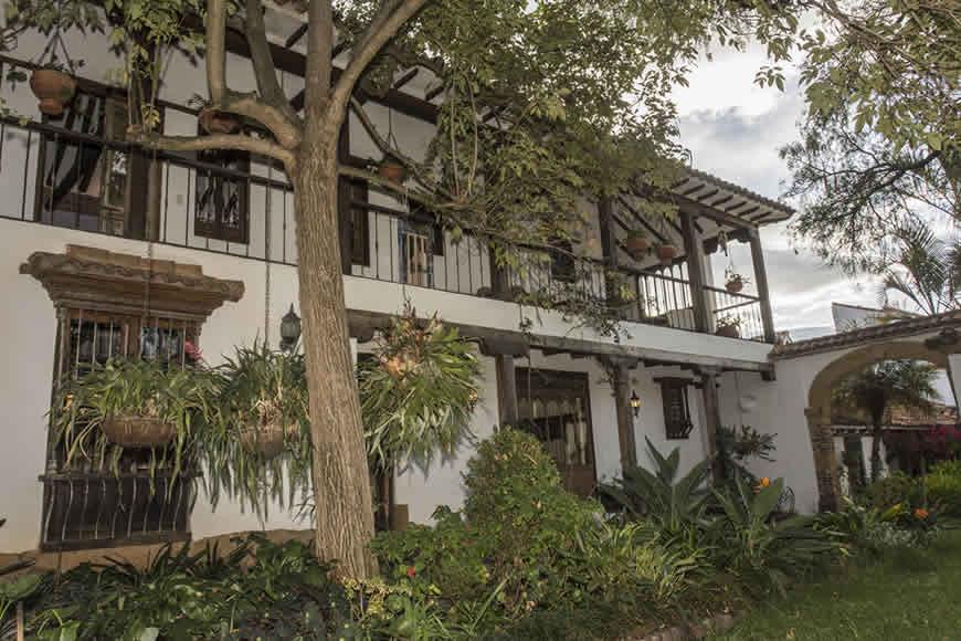 Alquiler casa Oasis en Villa de Leyva