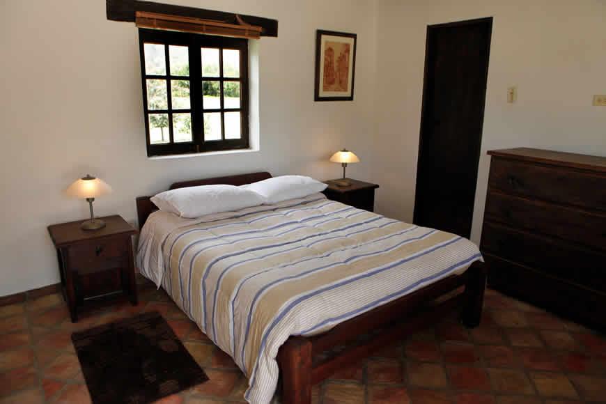 Habitación 2 casa vieja Villa de Leyva