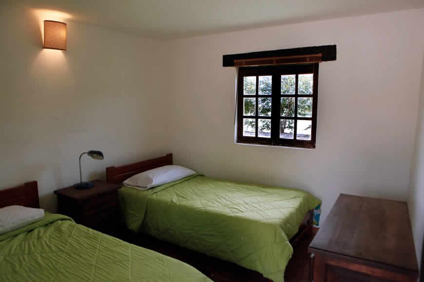 Habitación 5 casa vieja Villa de Leyva