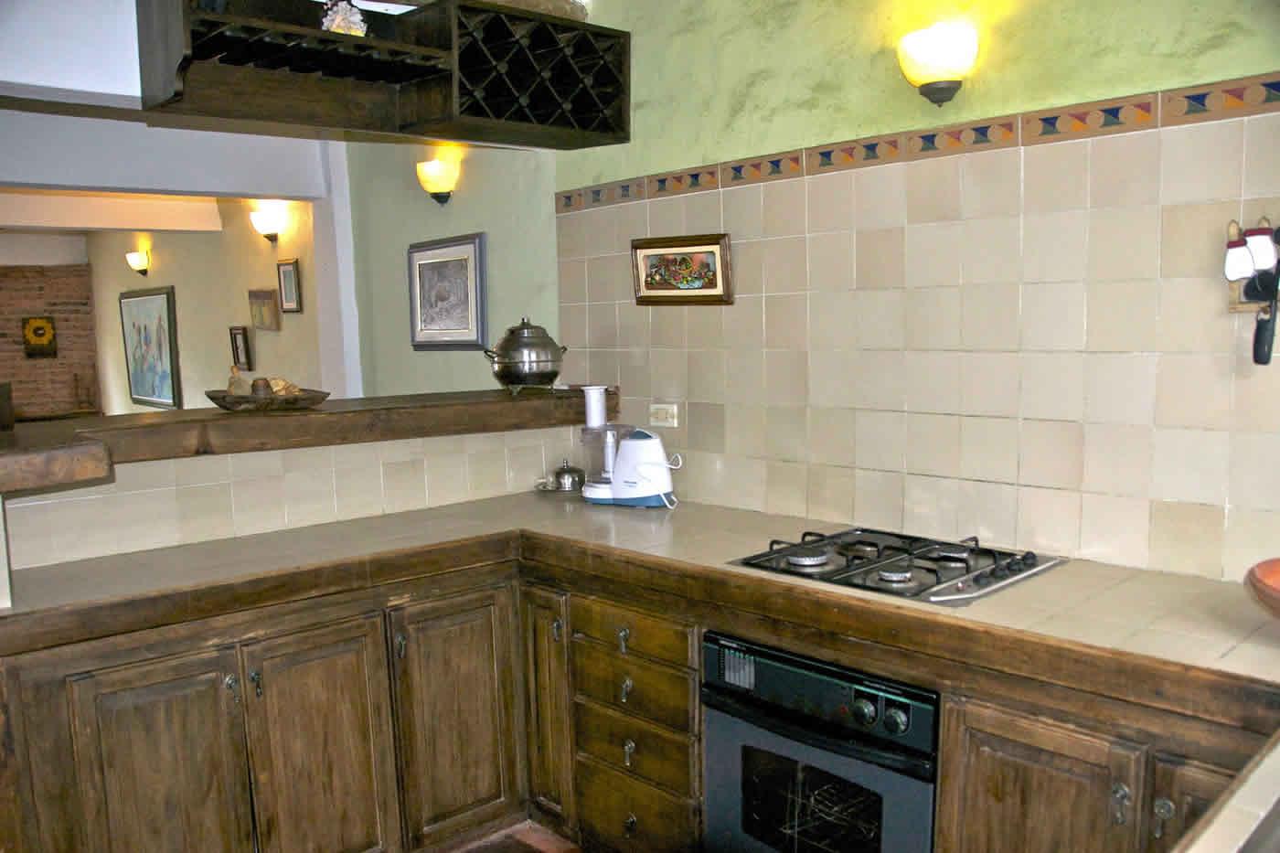 Alquiler casa de los castillo en villa de leyva - Cocinas castillo ...