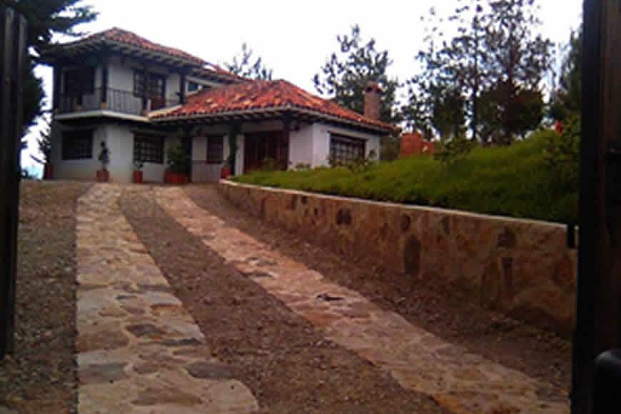 Cabaña Entrepinos Villa de Leyva
